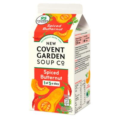 New Covent Garden Spiced Butternut Soup