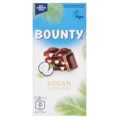 Bounty Vegan Gluten Free Chocolate