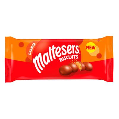 Maltesers Chocolate Orange Biscuits