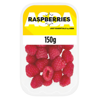 ASDA Farm Stores Raspberries