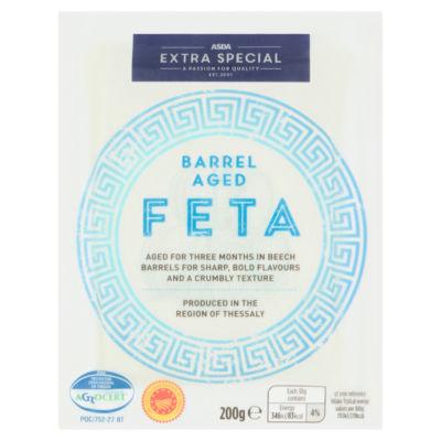 ASDA Extra Special Barrel Aged Greek Feta