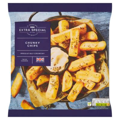 ASDA Extra Special Chunky Maris Piper Chips