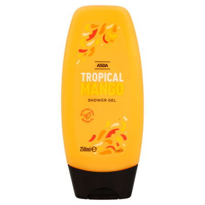 ASDA Tropical Mango Shower Gel