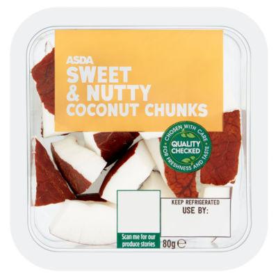 ASDA Coconut Chunks