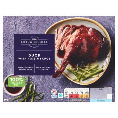 ASDA Extra Special Duck with Hoisin Sauce