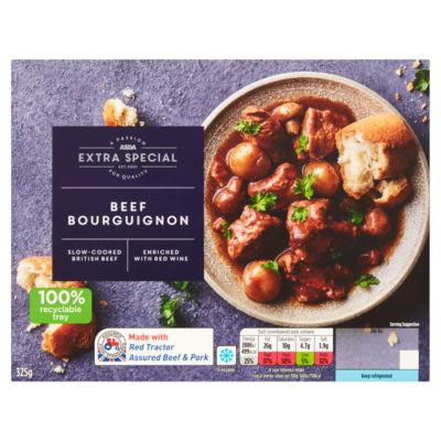 ASDA Extra Special Beef Bourguignon