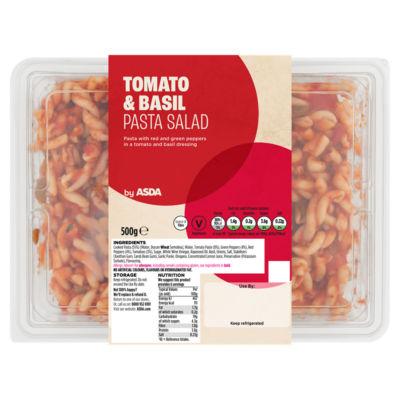 ASDA Tomato Basil Pasta Salad