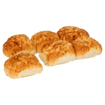 ASDA Baker's Selection 6 Big Eat Cheese Rolls