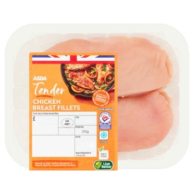 ASDA Chicken Breast Fillets