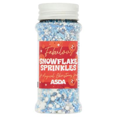 Snowflake Sprinkles