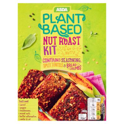 ASDA Plant Based Nut Roast Kit