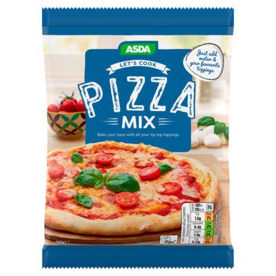 ASDA Pizza Mix