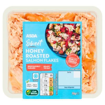ASDA Kiln Roasted Salmon Flakes