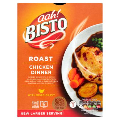 Bisto Roast Chicken Dinner