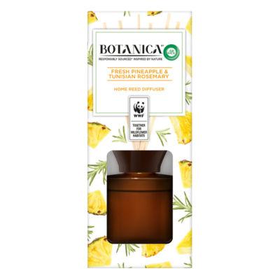 ASDA > Household > Air Wick Botanica Reed Diffuser, Fresh Pineapple & Tunisian Rosemary