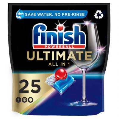 Finish Powerball Quantum Ultimate Dishwasher Tablets, Original