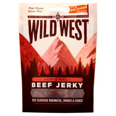 Wild West Original Beef Jerky