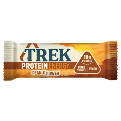 Trek Peanut Power Protein Energy Bar