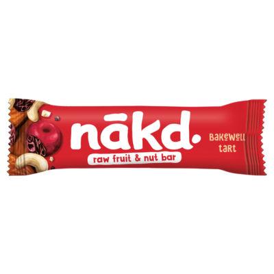 Nakd Bakewell Tart Fruit & Nut Bar