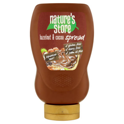 Nature's Store Free From Hazelnut & Cocoa Spread