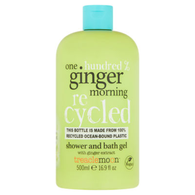 Treaclemoon One Ginger Morning Shower and Bath Gel with Ginger Extract