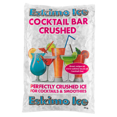 Eskimo Ice Cocktail Bar Crushed Ice