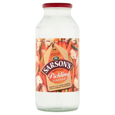 Sarsons Distilled & Spiced Pickling Vinegar