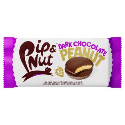 Pip & Nut Dark Chocolate Peanut Butter Cups
