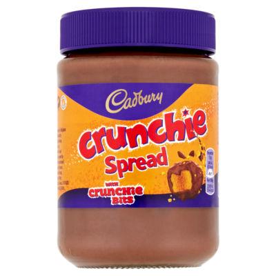 Cadbury Crunchie Spread