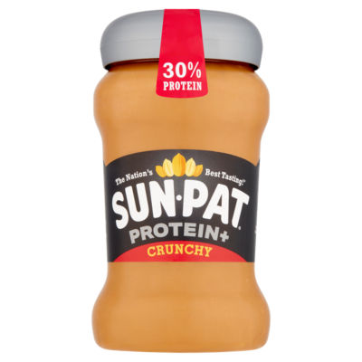 Sun-Pat Protein+ Crunchy No Added Sugar Peanut Butter