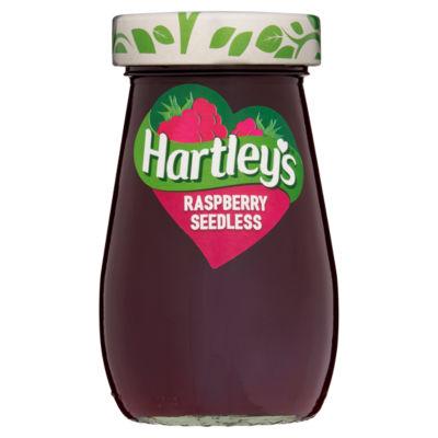 Hartley's Best of Raspberry Seedless Jam