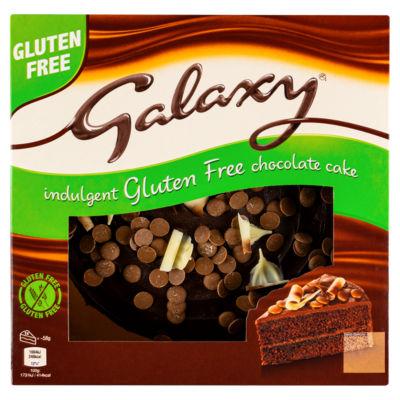 Galaxy Indulgent Gluten Free Chocolate Cake