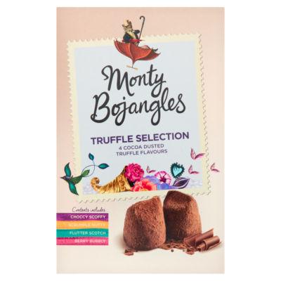 Monty Bojangles Assorted Truffle Selection