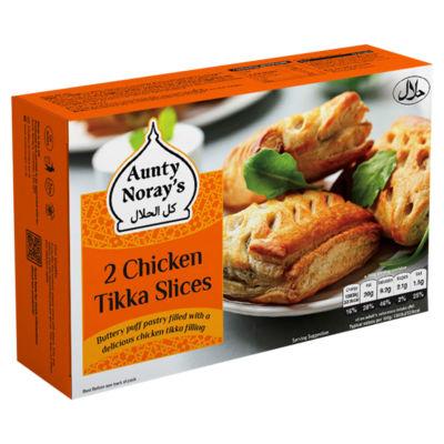 Aunty Noray's Chicken Tikka Slices