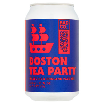 Bad Co Boston Tea Party Ale