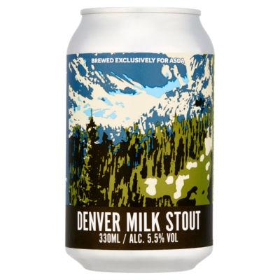 Bad Co Denver Milk Stout