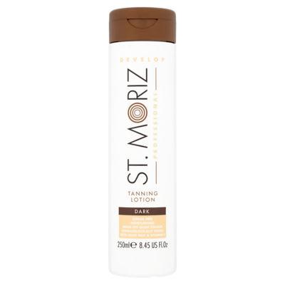 St. Moriz Professional Self Tanning Lotion Dark