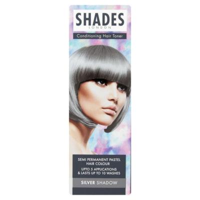 Shades London  London Conditioning Hair Toner Silver Shadow