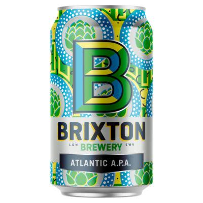 Brixton Brewery Atlantic Craft American Pale Ale