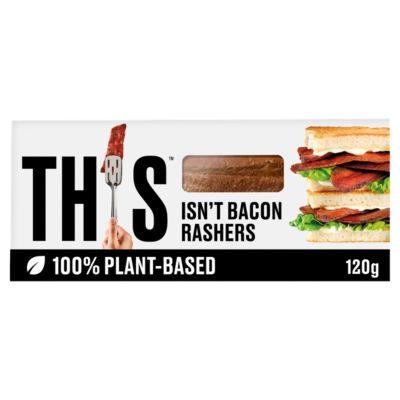This Isn't Bacon Plant-Based Rashers