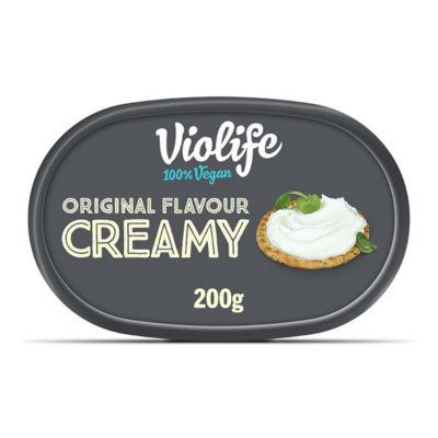 Violife Creamy Original Soft Cheese Alternative