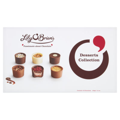 Lily O'Briens Desserts Collection