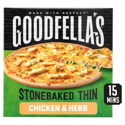 Goodfella's Stonebaked Thin Chicken Pizza