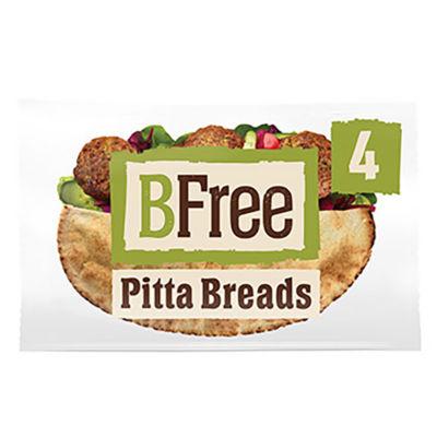 BFree Stone Baked Pitta Breads