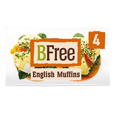 BFree English Muffins 4 Pack