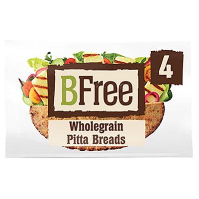 4 Wholegrain Pitta Breads
