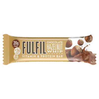 Fulfil Chocolate Hazelnut Whip Vitamin & Protein Bar
