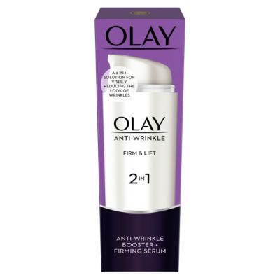 Olay Anti-Wrinkle 2in1 Firm & Lift Moisturiser & Serum