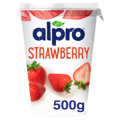 Alpro Strawberry Yoghurt Alternative