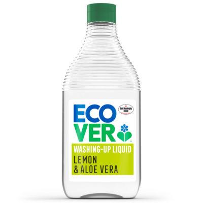 Ecover Washing-Up Liquid Lemon & Aloe